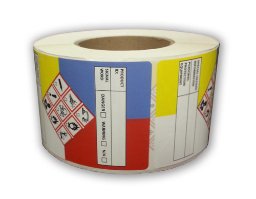 ghs tape Our Answer to the New GHS Standard
