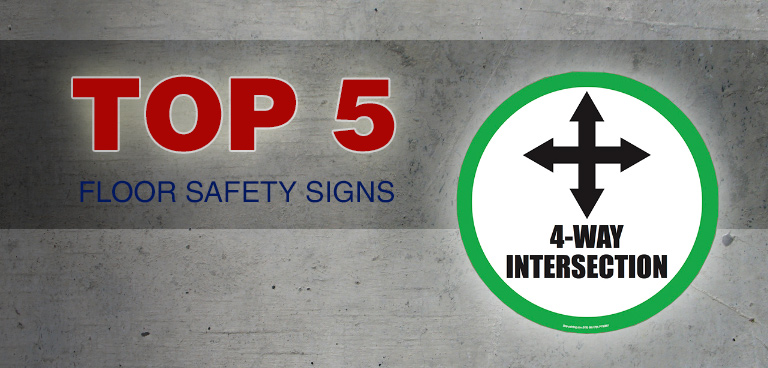 Top 5 Safety Floor Markings: A Checklist