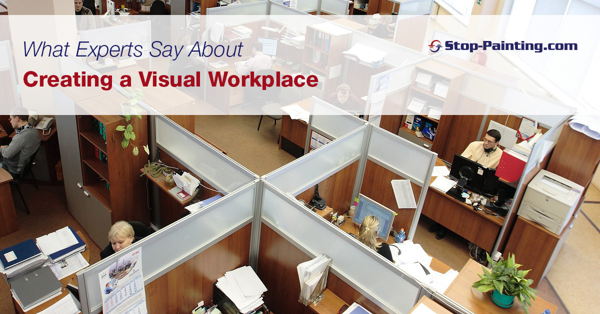 What Experts Say About Creating a Visual Workplace