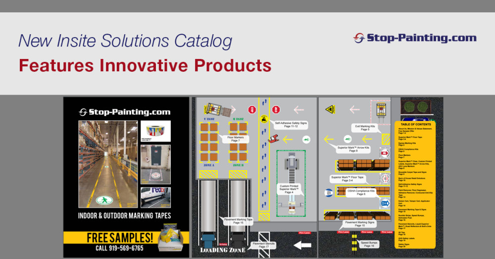 New InSite Solutions Catalog Features Innovative Products