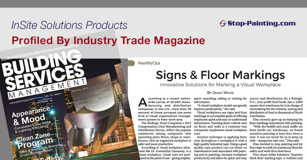 Industry trade magazine profiles InSite Solutions
