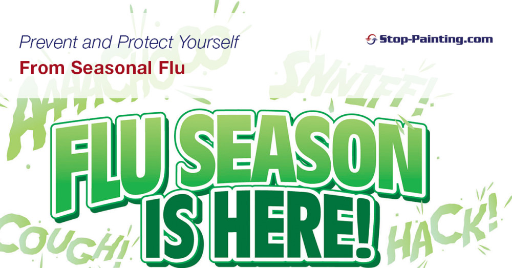 Prevent and protect from seasonal flu