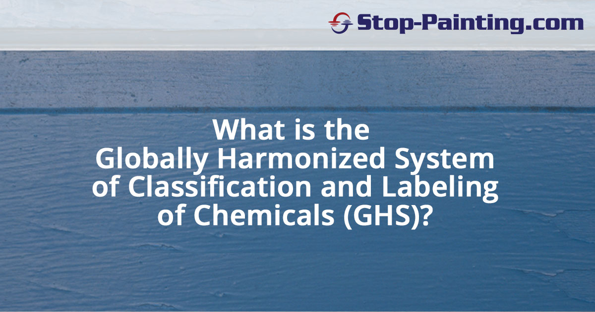Keeping It Simple: The Basics of GHS Standards