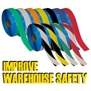 Safety Floor Marking Tape