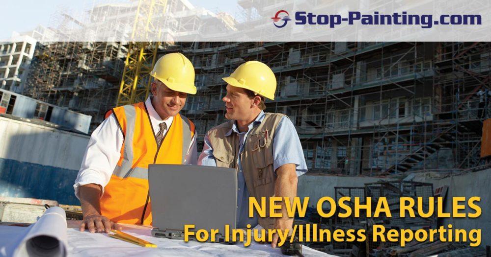 OSHA Compliance: New Rule for Maintaining Injury & Illness Records