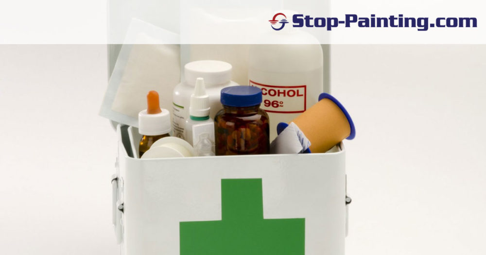 First Aid Kits Save Lives