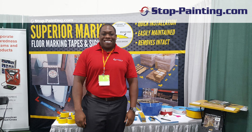 InSite Solutions/Stop-Painting is at the Manufacturing and Technology Conference and Expo in Cleveland