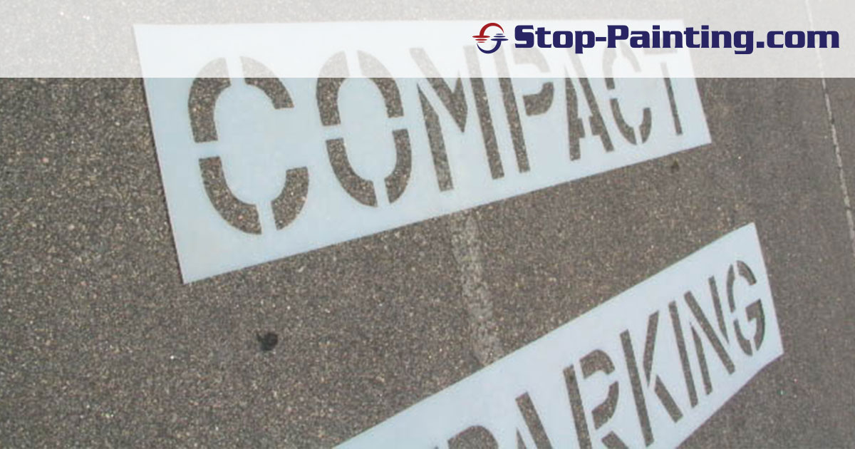 Easy to Use Stencils Offer Clear Visual Cues