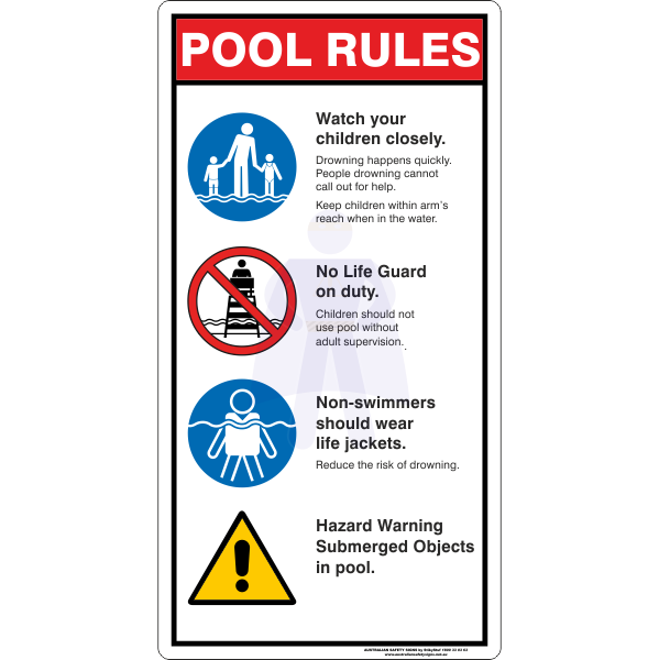 Pool Safety Signs You Need to Have | Stop-Painting.com Blog
