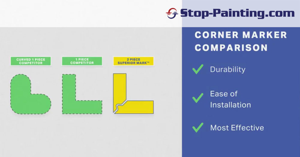 New Video: Comparing Three Types of Corner Markers