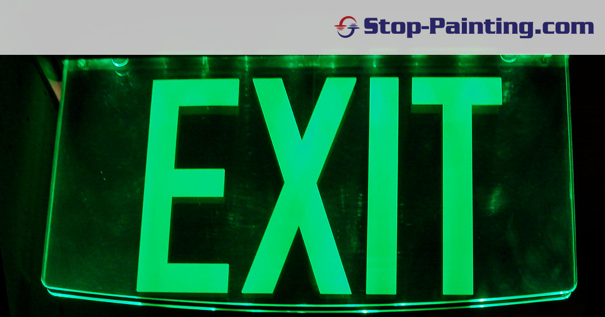 OSHA Compliance Tips: Exit Signs
