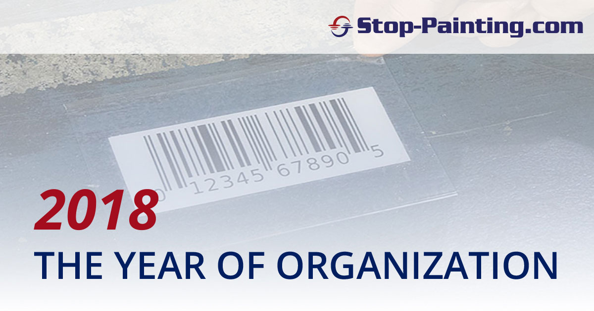 Get Organized: Labels and Label Protectors