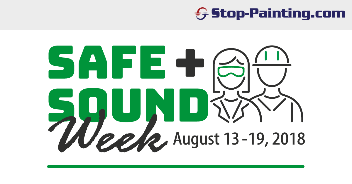 Safe and Sound Week is August 13-19