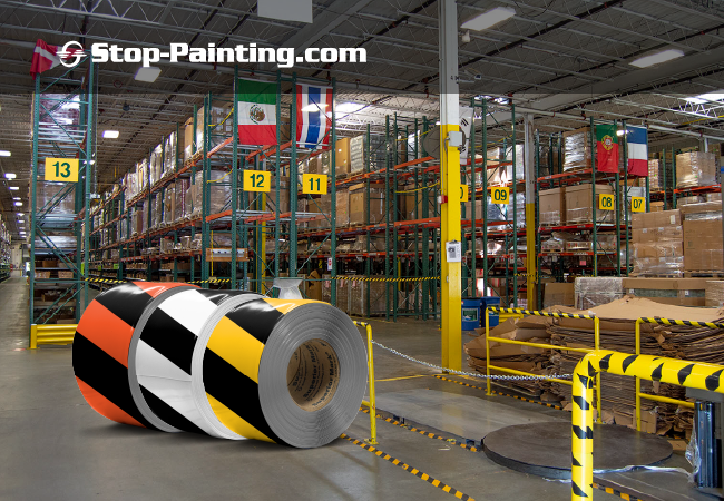 Creating a Visual Workplace: Important Visual Cues for Warehouses