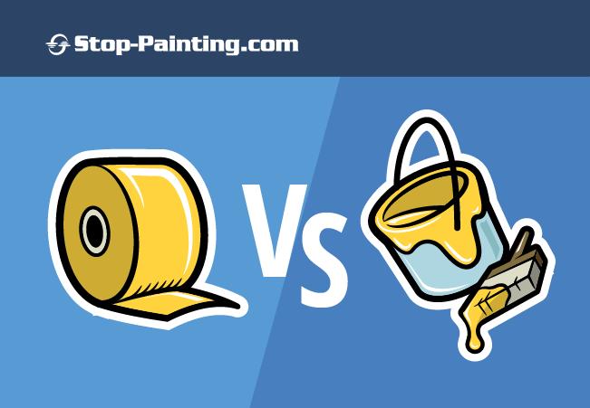 Marking Floors with Industrial Tape Versus Paint