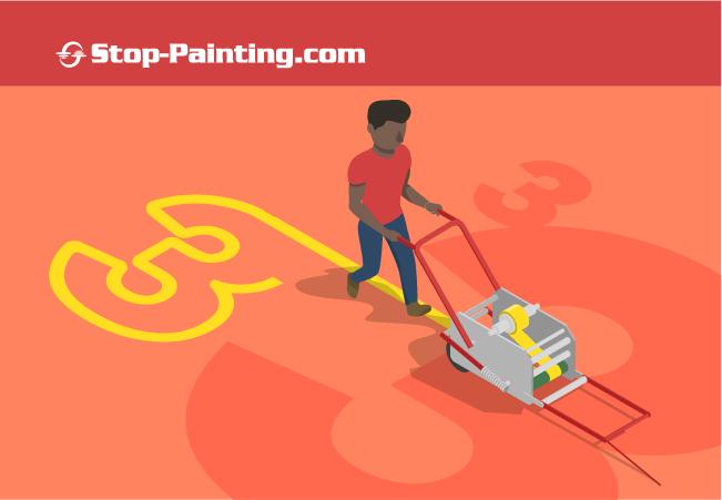 Top Three Benefits of a Floor Marking Tape Applicator Cart