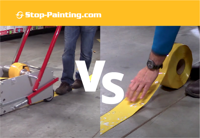 Applicator Cart Versus Manual Tape Application: Which Is Better?