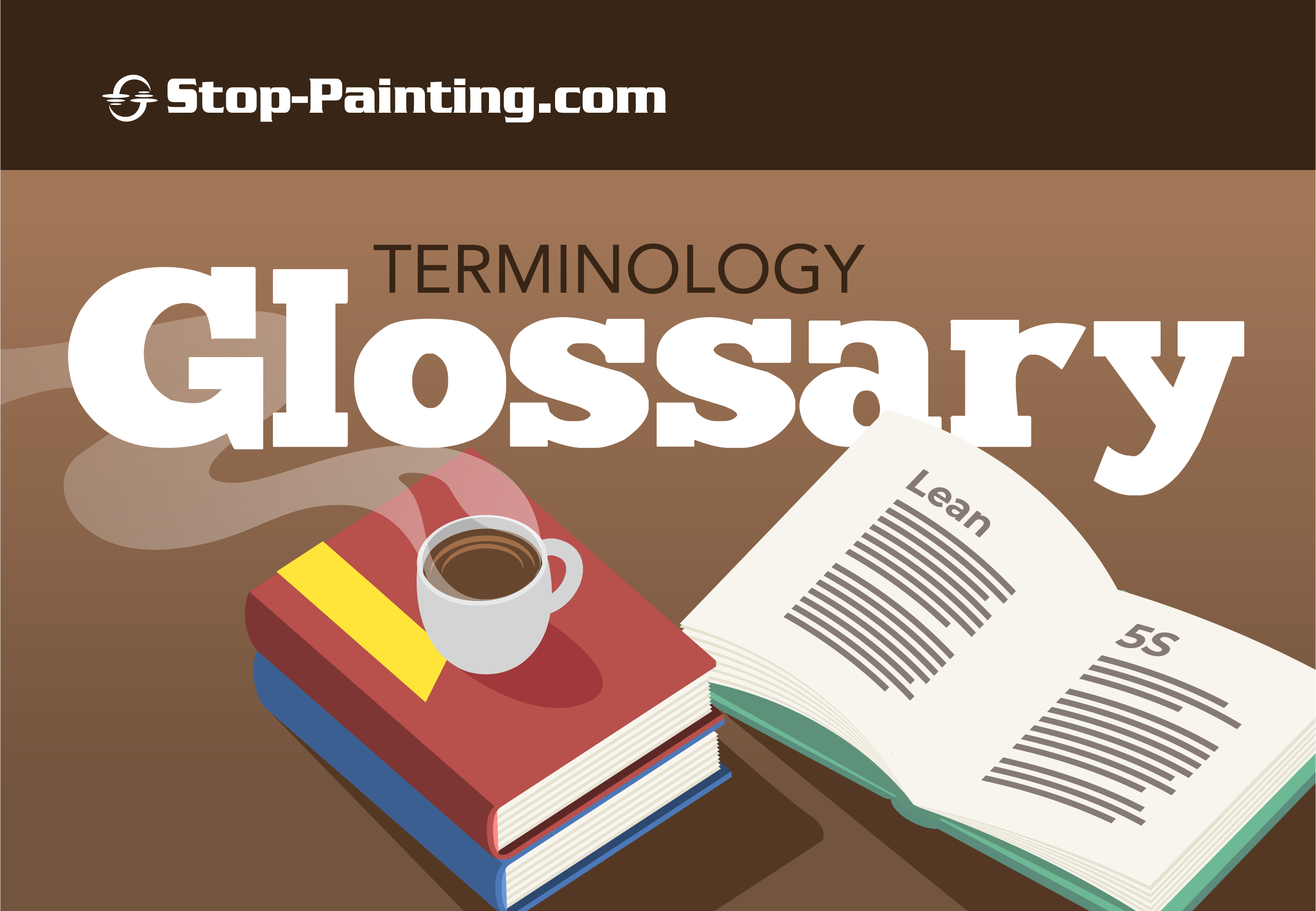 Glossary of Lean and 5S Terminology
