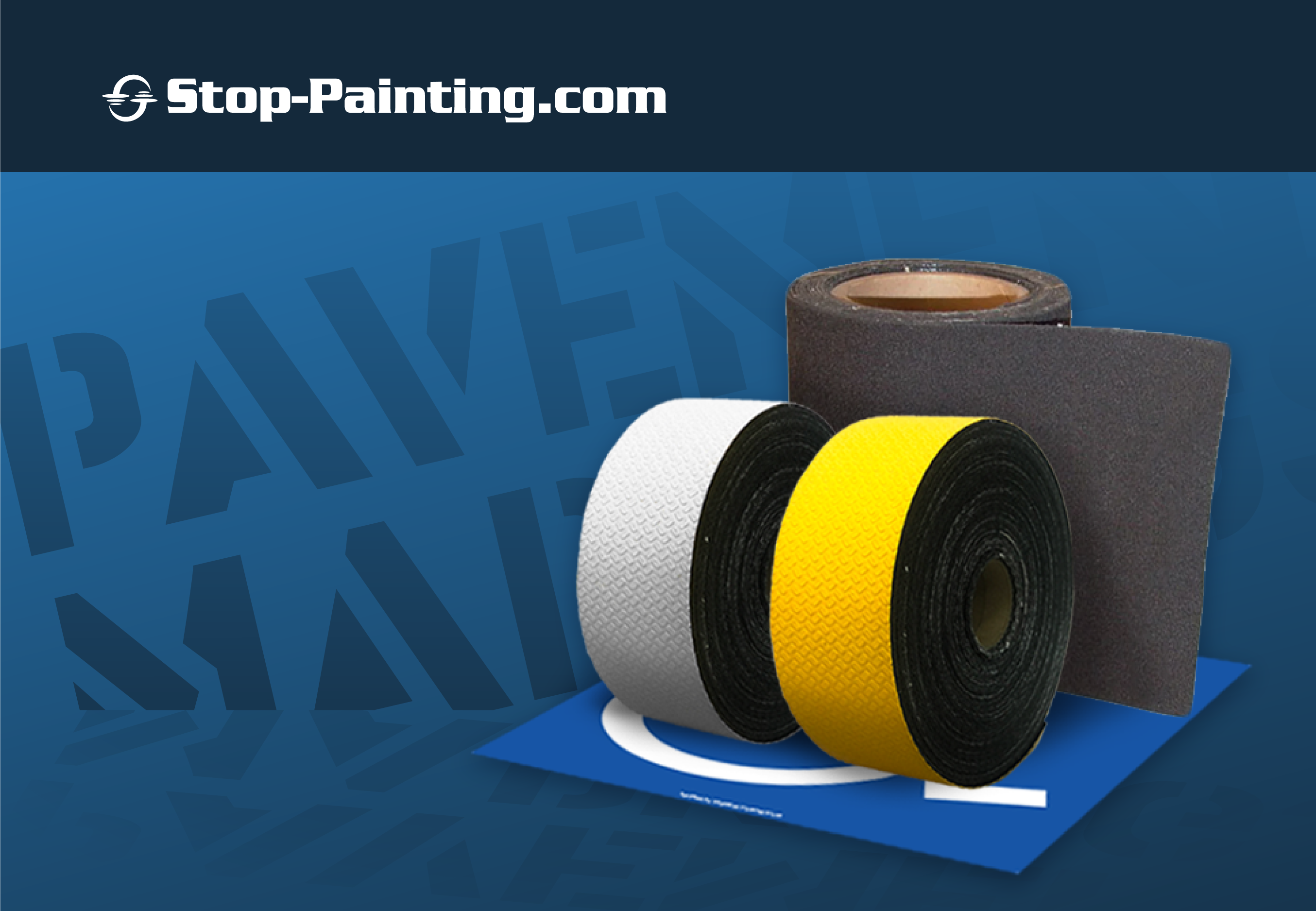 How to Apply Pavement Marking Tape to Road Surfaces