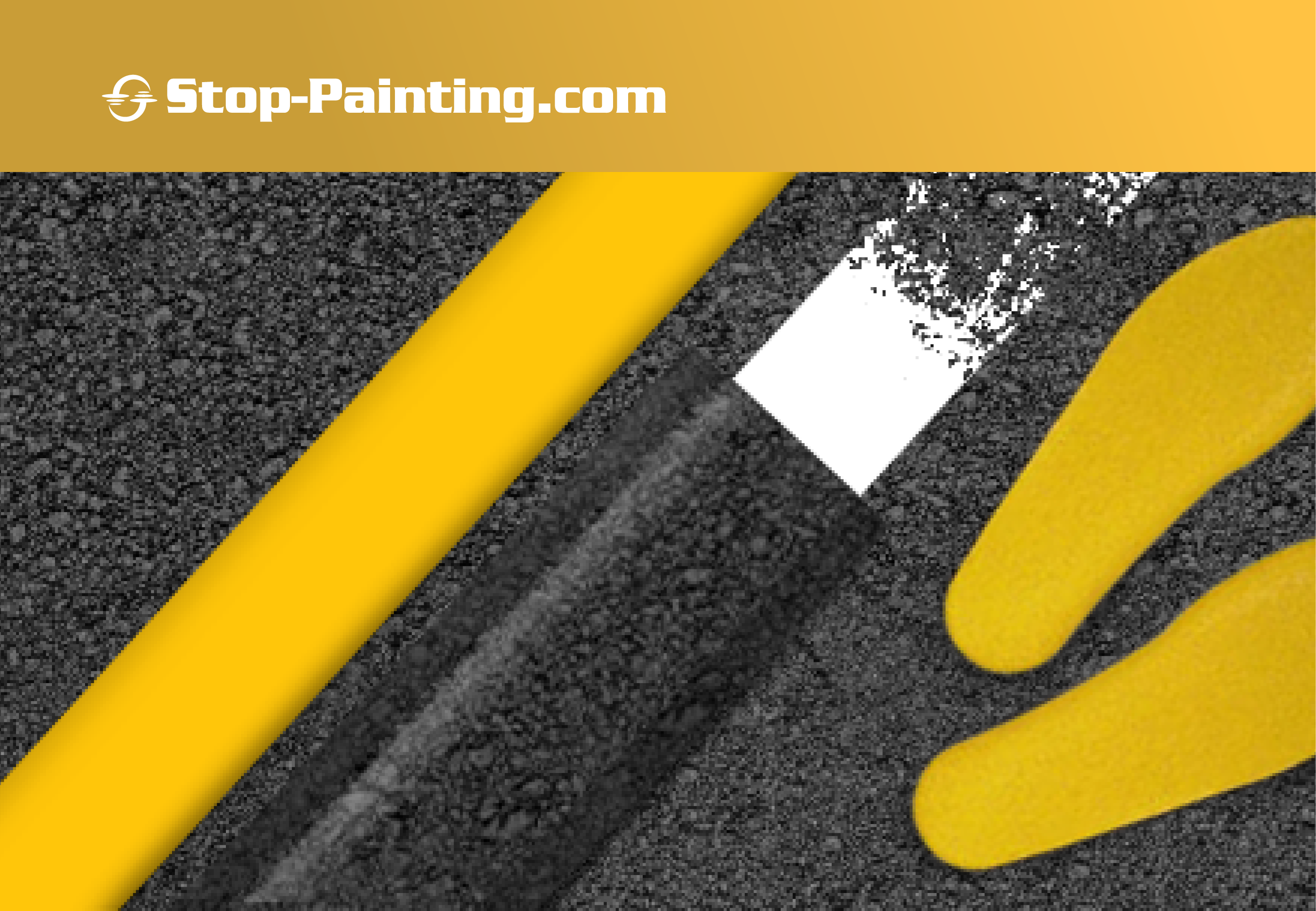Parking Lot Striping and Pavement Markings for Safety
